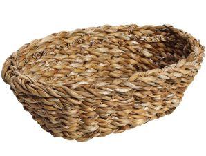 Καλάθι Ψωμιού Οβάλ Espiel Seagrass Large KAG109