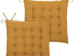 Μαξιλάρι Καρέκλας 2 Όψεων S-F Gopher Curry CUA435007GAL-9