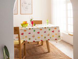 Τραπεζομάντηλο Gofis Home Frutti 135×220 563