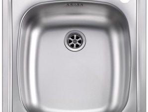 Νεροχύτης Sanitec Mondial 1V