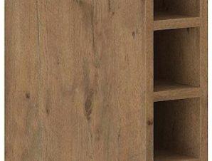 Επιδαπέδιο ντουλάπι με ράφια Virgo 15