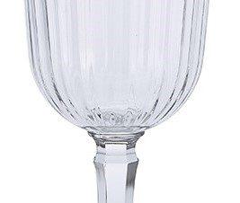 Σετ 4 Κολονάτο ποτήρι Nande 24cl