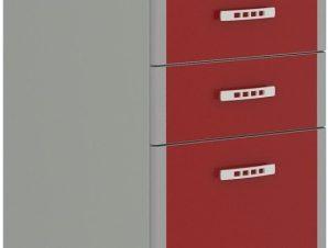 Επιδαπέδιο ντουλάπι Velvet 40 D 4S