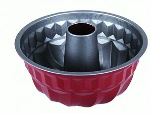 Φόρμα Ζαχαροπλαστικής Στρογγυλή με Κώνο – METALTEX – 3511