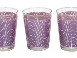 Ποτήρι Κρασιού Σετ 3τμχ 6×9εκ. Dream ESPIEL 571729 – ESPIEL – 571729