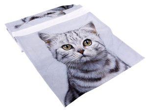 "Runner ""Γάτα"" ESPIEL 40×180εκ. HEM223 – ESPIEL – HEM223"