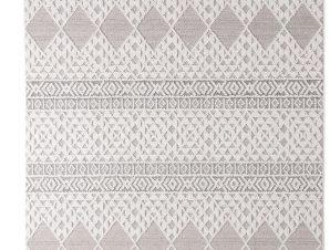 Χαλί Διαδρόμου Royal Carpet Linq 0.67X1.40 – 7556A Ivory/D.Grey