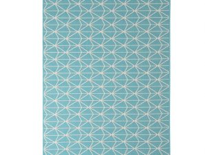 Χαλί Διαδρόμου All Season Royal Carpet Flox 0.67X1.40 – 723 L.Blue