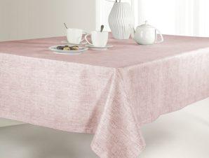 Τραπεζομάντηλο 145X145 Saint Clair 1020 Old Pink