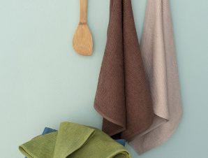 Πετσέτες Κουζίνας 50X50 (Σετ 4 Τμχ) Palamaiki Kitchen Collection Kp620