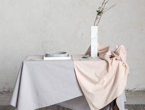 Τραπεζομάντηλο 150×190 – Nima Saha Gray
