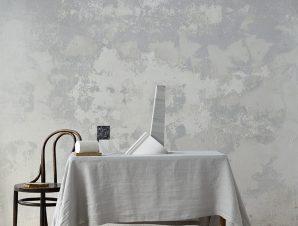 Τραπεζομάντηλο 150×310 Nima Linho Light Gray