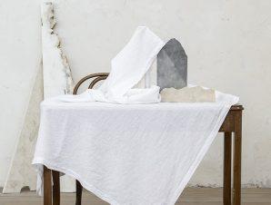 Τραπεζομάντηλο 150×310 Nima Linho White