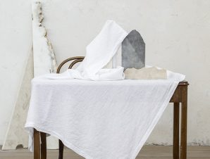 Σουπλα (Ζεύγος) 30×50 Nima Linho White