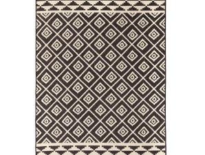 Χαλί Διαδρόμου All Season Royal Carpet Flox 67×140 – 6094 Black