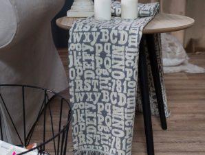 Τραβέρσα 45X180 Teoran Letters 11